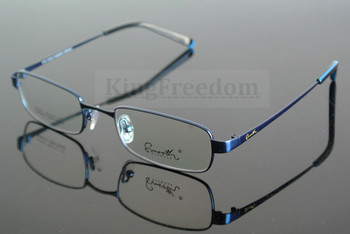33eee9ce8d Titanio marco completo llanta gafas hombres mujeres gafas Rx capaz ...