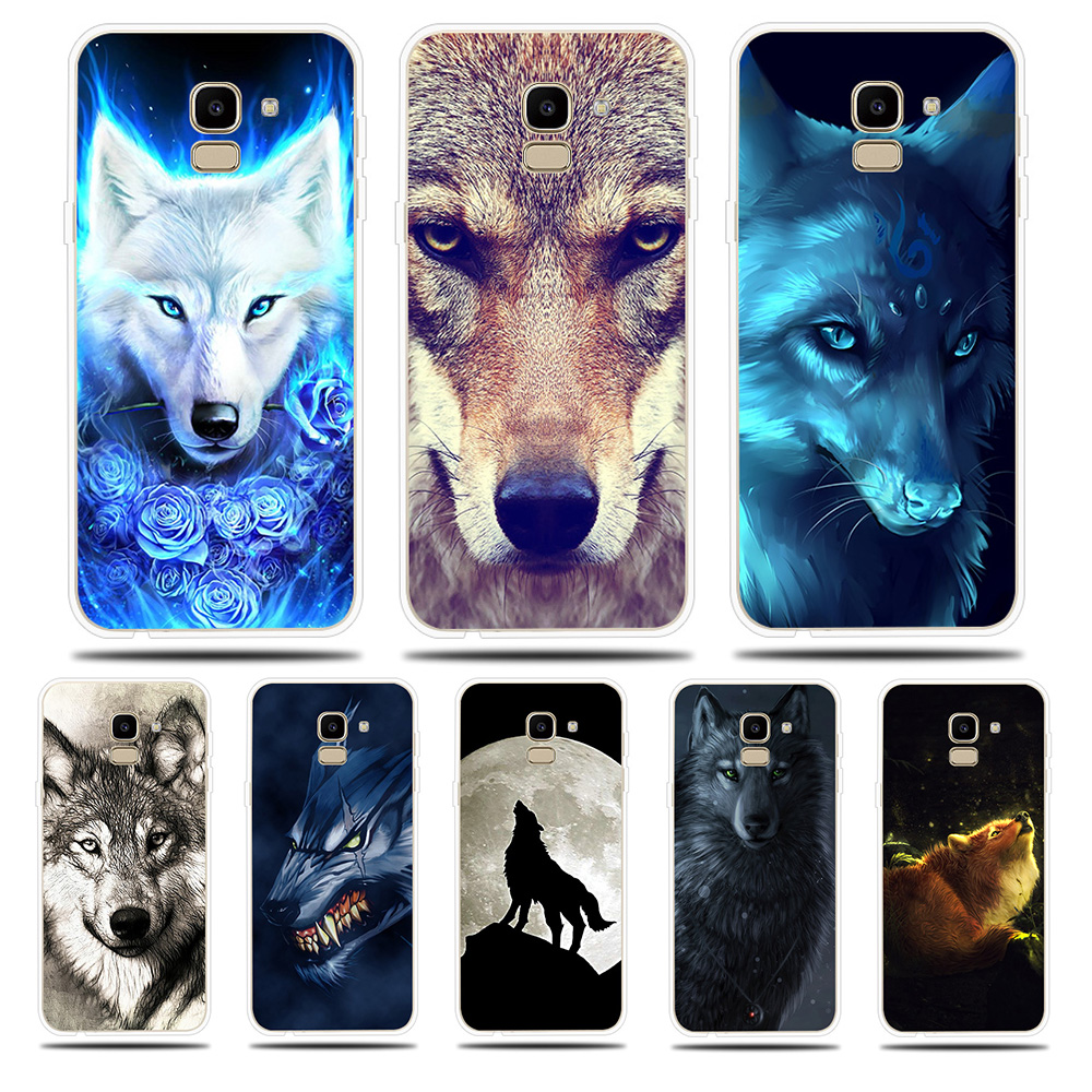 Wild Wolf Pattern Case For Samsung Galaxy J1 J3 J5 J7 Prime 2017 2016 2015 Cover For Samsung Galaxy J4 J6 J8 J2 Pro 2018 Case Fitted Cases Aliexpress
