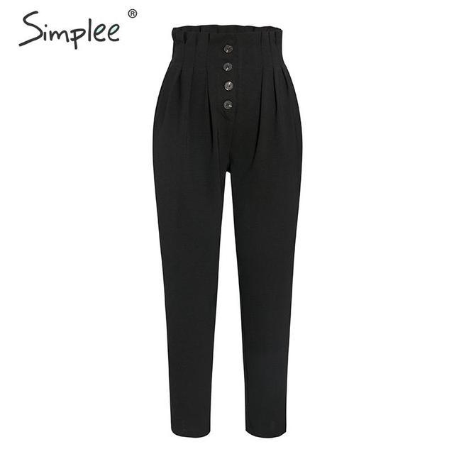 SIMPLEE Stiilsed püksid