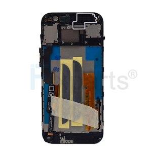 "Image 3 - שחור 5.0 ""עבור HTC אחד M8S LCD תצוגת מסך מגע Digitizer הרכבה 1920X1080 החלפה עם מסגרת עבור HTC M8S LCD"