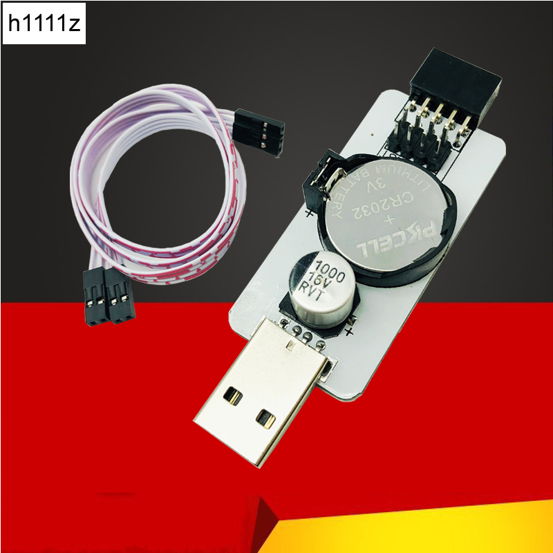 Computer Timer Switch USB Watchdog Unattended Automatic Restart Blue Screen Crash Timer Reboot For PC Gaming Server Mining Miner цена
