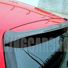 Настоящий спойлер на багажник из углеродного волокна для VW GOLF 5 MK5 GOLF V 2006-2009 V009
