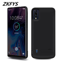 ZKFYS 6500mAh Ultra Thin Portable Power Bank Pack Battery Charger Case For VIVO NEX Fast