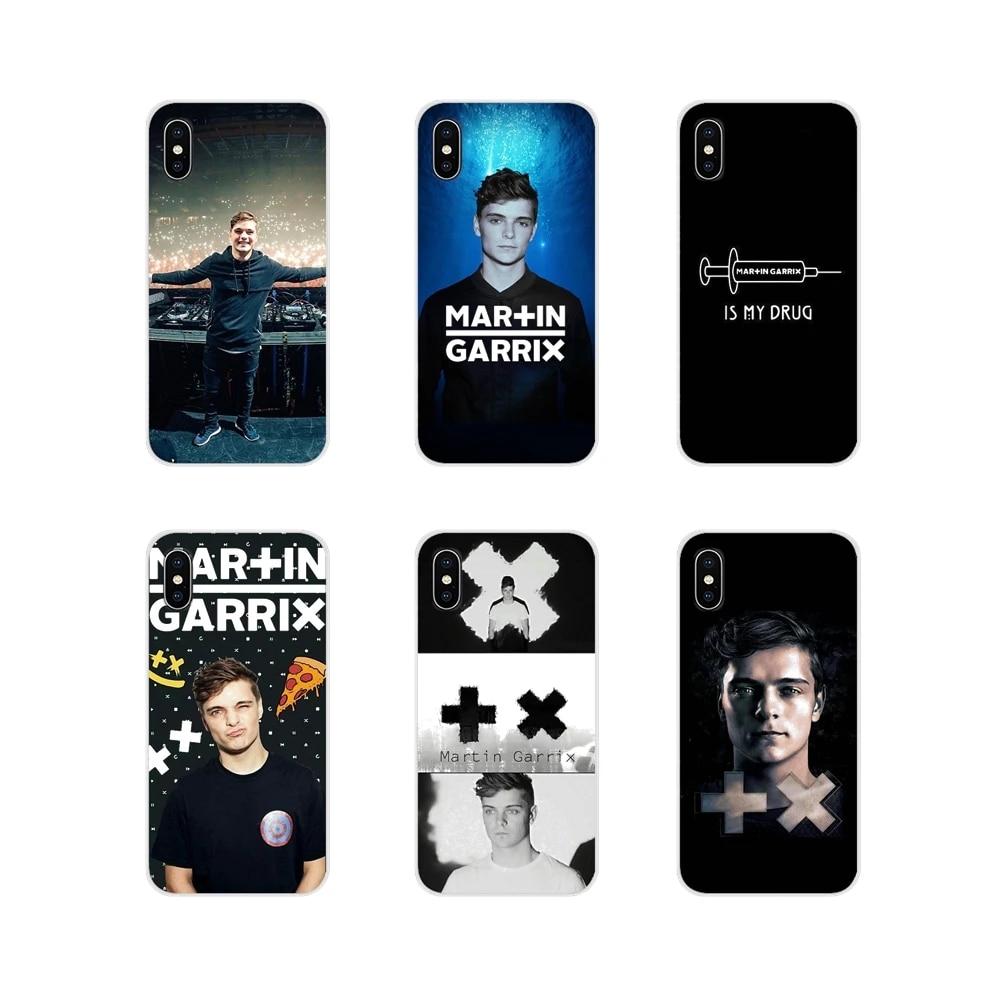 Coque pour téléphone portable Martin Garrix Gerard Garritsen pour Apple iPhone X XR XS MAX 4 4 S 5 5 S 5C SE 6 6 S 7 8 Plus ipod touch 5 6