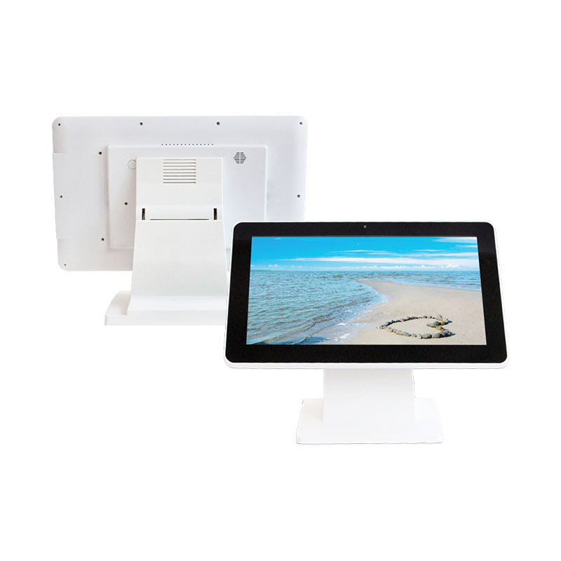 14 Inch Wall Mount Android 5.1 IPS 1280*800 All In One Pc With Touch Panel