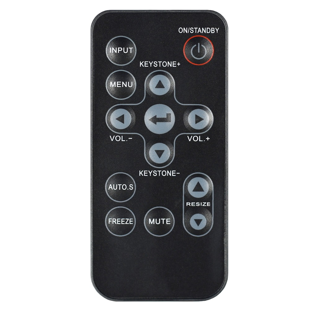 New Remote Control for Toshiba Projector DP-TW100 TDP-XP1 TDP-XP2 TDP-XP2 TDP-S35 TDP-S8 TDP-TW90 TDP-TW95 Controller