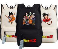 New Dragonball Dragon Ball Cosplay Super Son Goku Backpack School Bag Gift Xmas