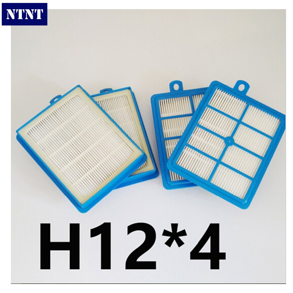 NTNT 4X Vacuum Cleaner HEPA Filter for Philips HEPA 12 FILTER H12 EFH12 MARATHON FC 9200 - 9218 9216 9214 9212 Vacuum Cleaner ntnt free post new 3 pack hepa filter