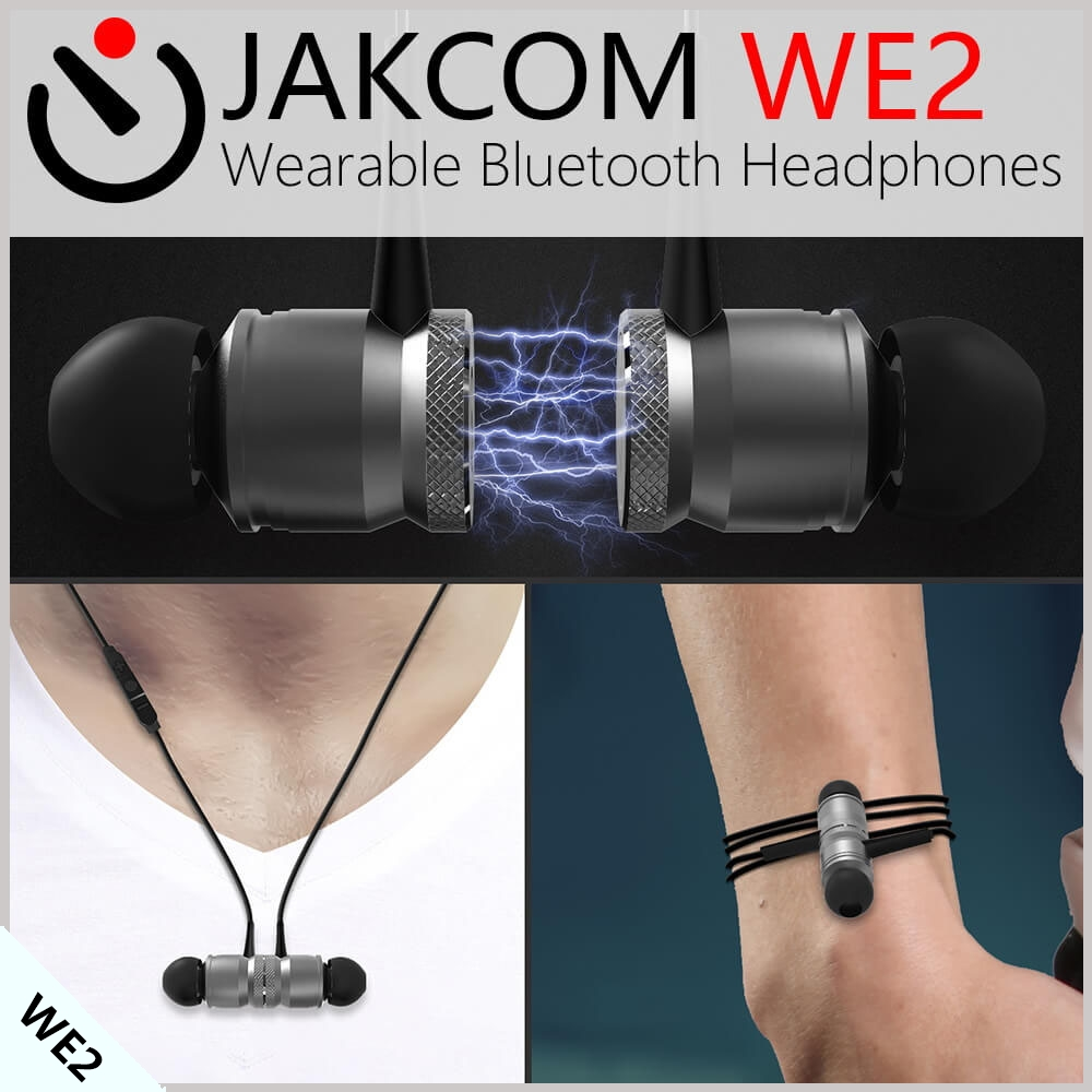 Jakcom WE2 Wearable Bluetooth Headphones New Product Of Radio As Mp3 Radio Pll Fm Draagbare Radio Dab Internet