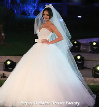 9024 2016 lace White Ivory A-Line Wedding Dresses for brides gown plus size maxi formal Customer made with train size 2-28W