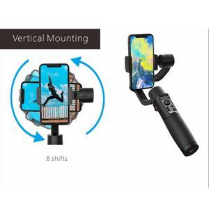 Image 4 - Hohem iSteady נייד + בתוספת 3 ציר חכם כף Gimbal מייצב עבור iPhone Andriod Huawei סמסונג חכם טלפונים Gopro