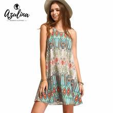 Vintage hippie kleid