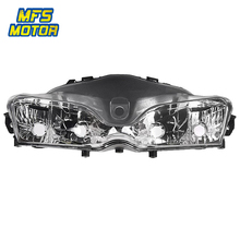 цена на For Ducati 2012 199 899 2013-2015 Motorcycle Front Headlight Head Light Lamp Headlamp Assembly