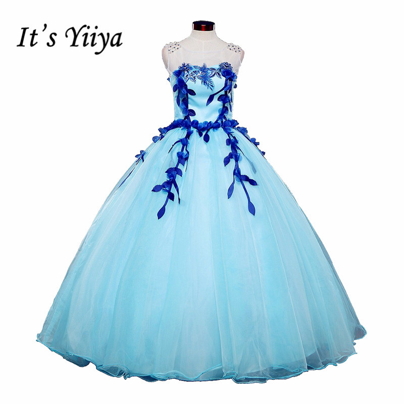 Buy 2017 free shipping summer wedding for Sky blue wedding guest dresses