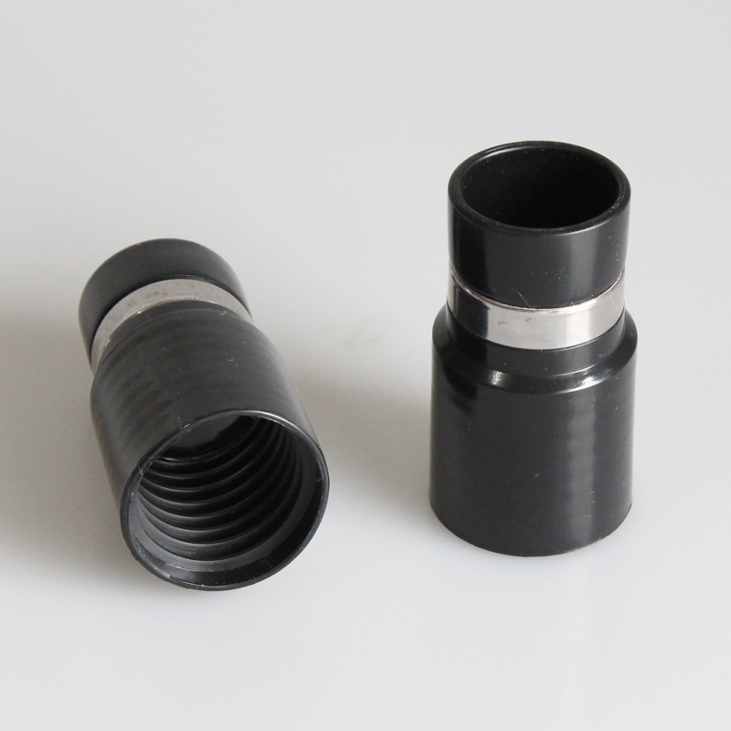 Hose Tube Connector Joint Connecting Head for Electrolux Central Vacuum Cleaner External Diameter 39mm to Inner diameter 32mm washing machine xqg50 456 t456a drainage tube rubber tube connecting tube