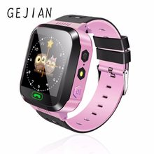 GEJIAN Y03 Smart Multifunction Watch Kids Digital Wrist Watch Alarm Baby Watch With Remote Surveillance Birthday Gifts For Kids(China)