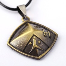 NARUTO Necklace Hokage Cap