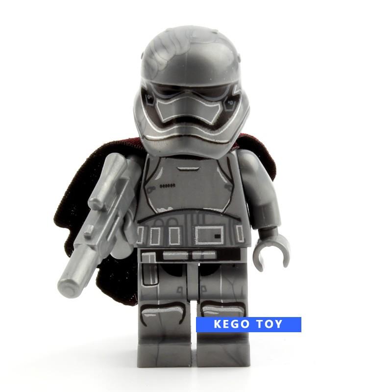 Детское лего Minifigs R2D2 Trooper Kylo