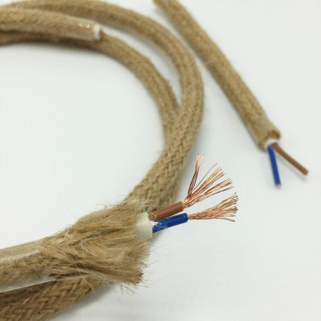 Ziemlich Vintage Elektrische Kabel Zeitgenössisch - Elektrische ...