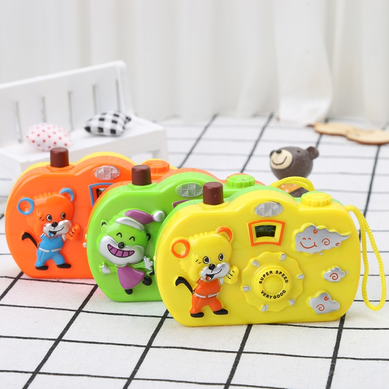 Toys Animal Pattern Light Projection Camera Toy Educational Toys Children Gift