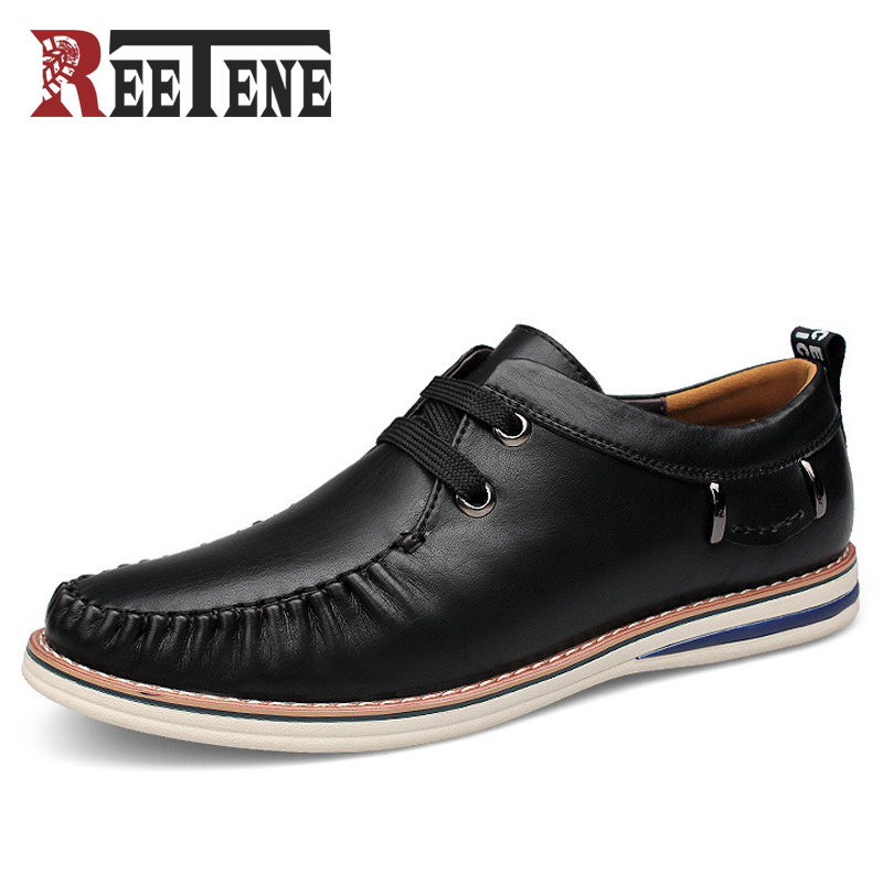 Genuine Leather Shoes Men Flats,2016 New Brand Designer Men Flats Shoes,High Quality Casual Shoes Men Casual Chaussures Hommes