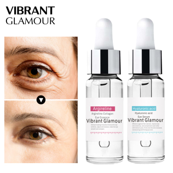Sérum pour les yeux collagène acide hyaluronique sérum Anti-rides cernes hydratant yeux Essence ensemble VIBRANT GLAMOUR