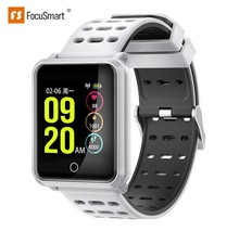 FocuSmart N88 Smart Watch Fitness Tracker Blood Pressure Heart Rate Monitor IP68 Waterproof Sport Smart Bracelet For IOS/Andriod цена и фото