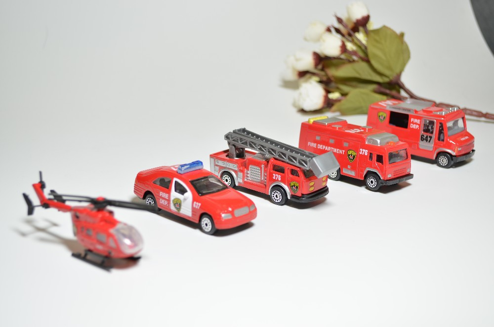 Miniatur Burosu Mainan Fire 6