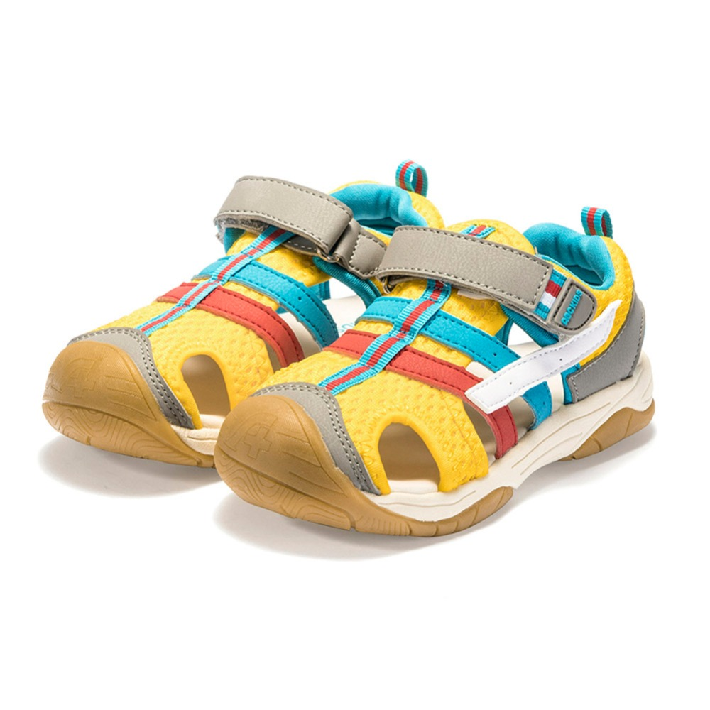 Abckids 2-7T Summer Baby Boy Anti-Slip Casual Sneakers Infant Sport Children Shoes For Kids Closed Toe