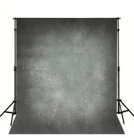 Dark Gray Grey Photo Studio Background Vinyl Cloth High Quality Computer Print Wedding Photo Backdrop