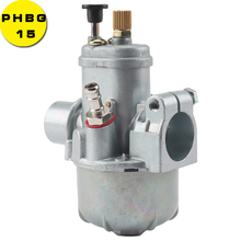 Carburetor Puch Moped 15mm Bing Style Carb FOR Stock Maxi Sport Luxe Newport Cobra