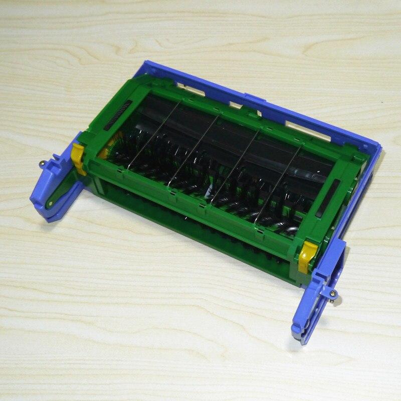Pour IRobot Roomba 527 510 520 530 535 550 551 560 500 rouleau principal brosse cadre Du Module moteur aspirateur pièces accessoires