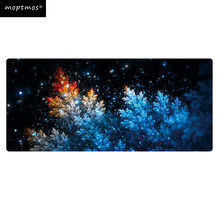 Gaming Mouse Pad Large Speed Mouse Mat Mouse Pad for Gamer Non-Slip Mousepad for Laptop & PC 900*400mm недорого
