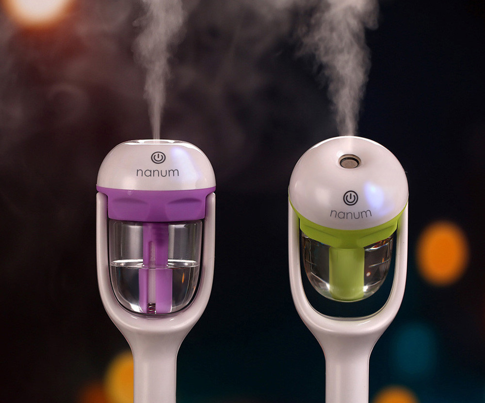 KA.Diffusor 12V Car Aromatherapy diffuser humidifier Portable air Aroma Diffuser mist maker ultrasonic aroma