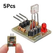 цена на Receiver Transmitter For Arduino Board 5V 16*19mm Irradiation Voltage Output Performance Sensor Module Hot Practical