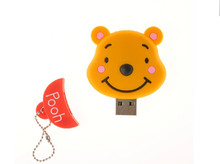 Cartoon Cute The groom teddy bear doll 4G/8G/16G/32G/64G/128G usb flash drive pen drive memory card U Disk Free shipping sell like hot cakes eight styles 128g car key usb flash drive pen drive 64g 32g 16g usb flash drive memory stick pen drive usb