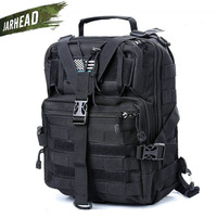 Военный Тактический штурмовой рюкзак армейский Molle водонепроницаемый EDC рюкзак сумка для наружного туризма кемпинга охоты 20L