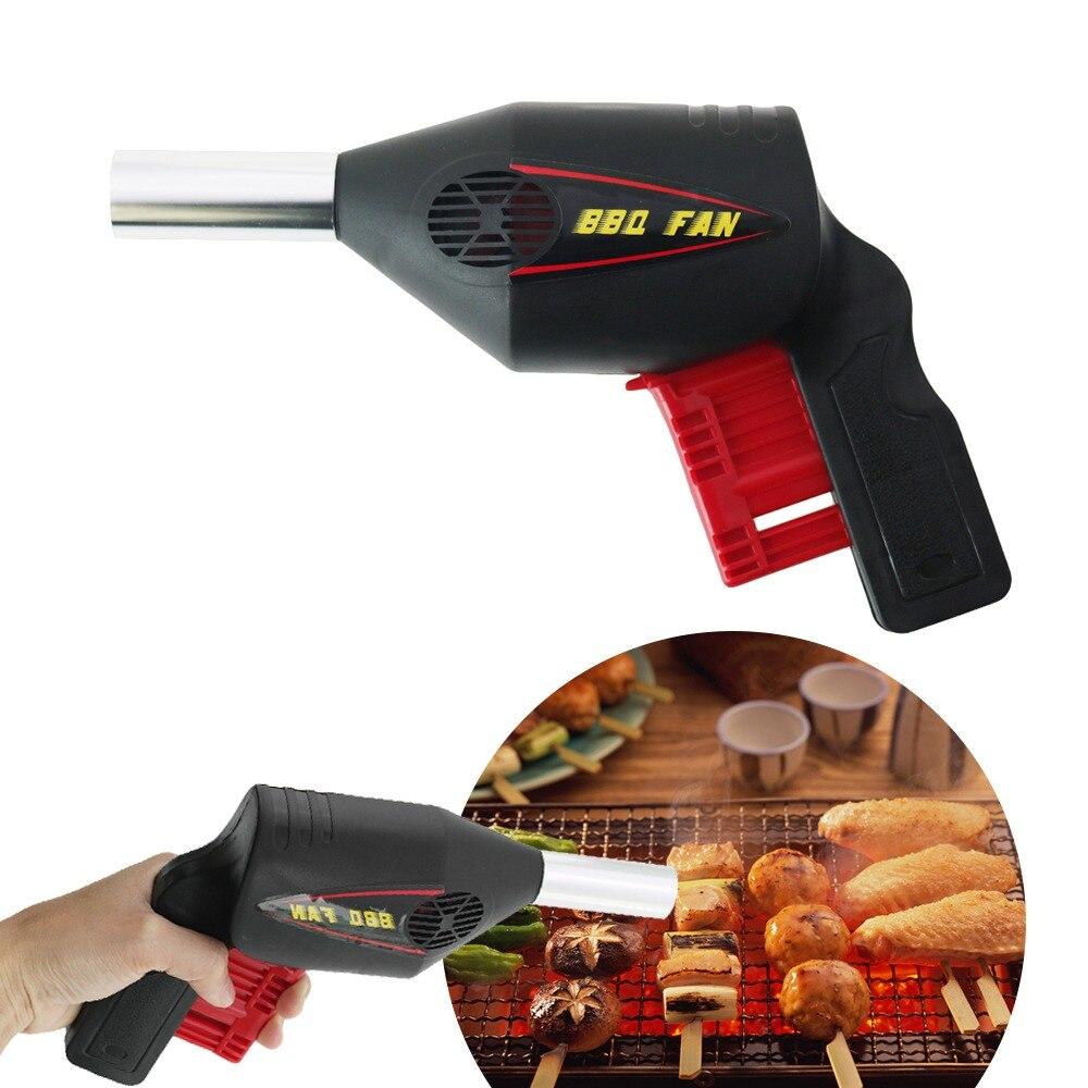 Hot Sale] BBQ Fan Air Blowers Handheld Electric Bentilator