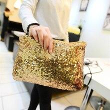 Новые роскошные сумки женская сумка-конверт с пайетками дизайнерские вечерние мини клатч Кошелек вечерние сумочки кошелек