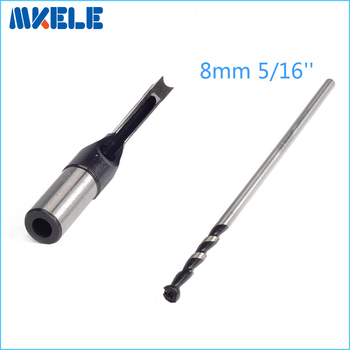 wood tools drill set 8mm 5/16