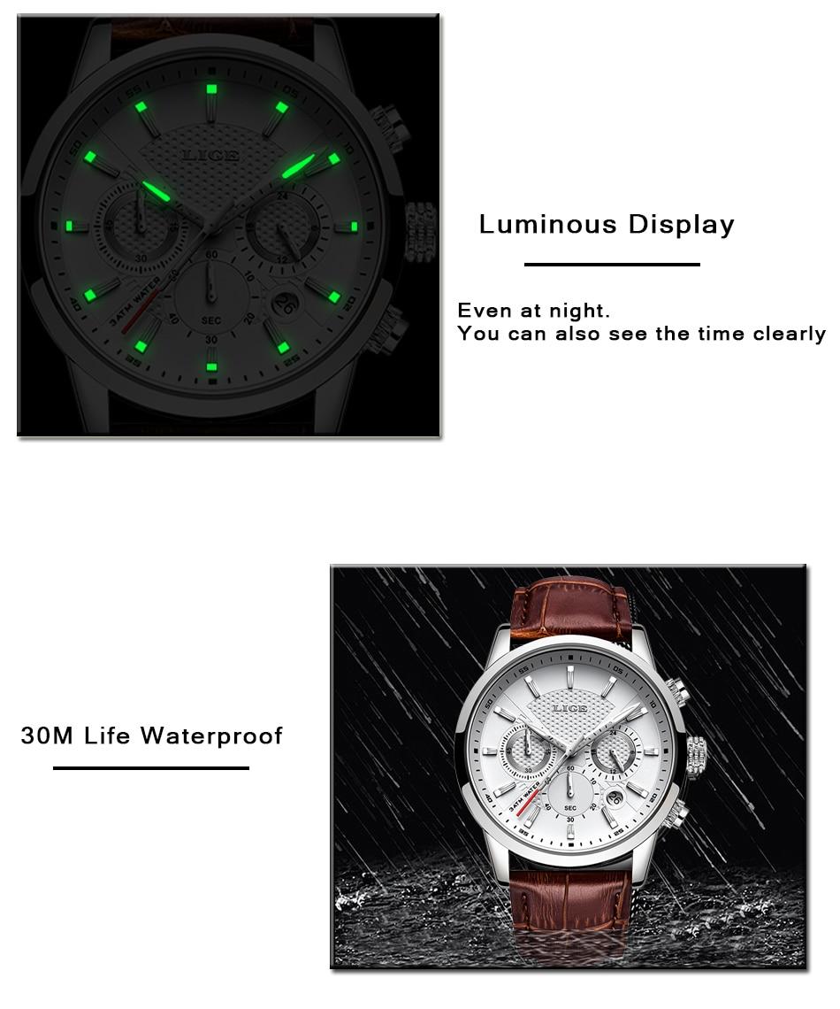 HTB10fTFVgHqK1RjSZFgq6y7JXXaO LIGE 2020 New Watch Men Fashion Sport Quartz Clock Mens Watches Brand Luxury Leather Business Waterproof Watch Relogio Masculino