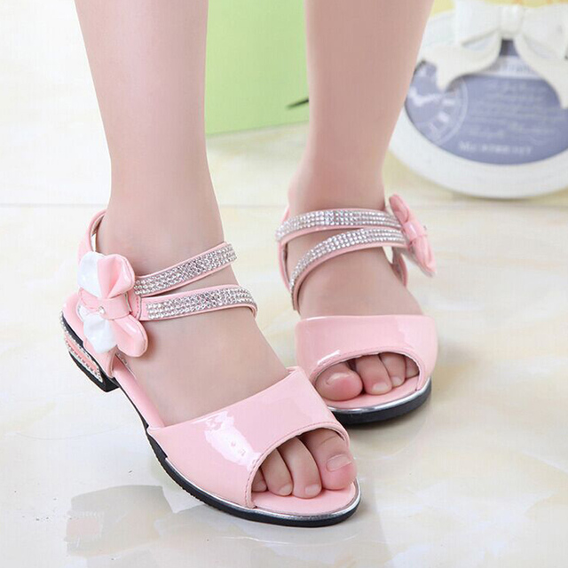 Aliexpress.com : Buy party girls shoes girl sandals