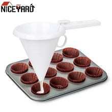Gadgets Dessert-Tools Baking-Tools Cake-Decoration Kitchen-Accessories Chocolate-Funnel