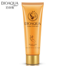 BIOAQUA Horse Ointment Miracle Essence Moisturizing Hand Cream Anti Aging Whitening Care Creams for Lotion Beauty