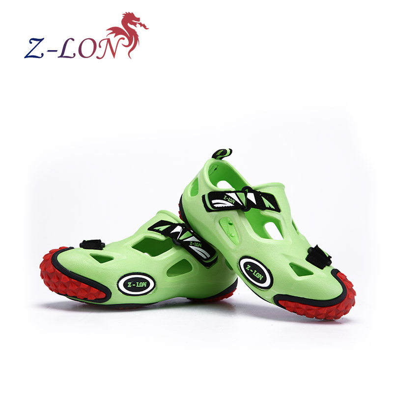 Water Shoes Aqua Slippers for Beach Children Outdoor Sandals Boys Non-Slip Upstream Of Hiking Shoes Girls Slip-on 2018 Summer joyyou brand summer beach slippers kids shoes boys girls school sandals children teenage footwear baby for child fashion shoes