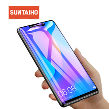 Suntaiho 3D full cover Tempered Glass for Huawei Nova 3E P20 pro Huawei P9 P10 plus Anti Blue Light Glass film Protective Glass