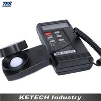 Digital Light Lux Meter (Lux  Fc Funktion) TES-1334A