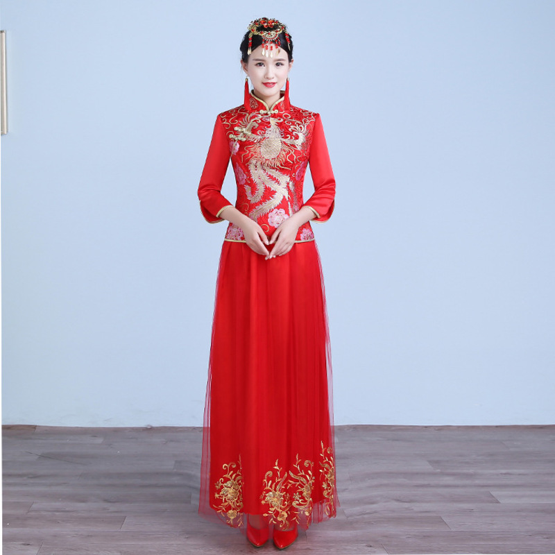 Online Buy Wholesale Traditional Wedding Gown From China