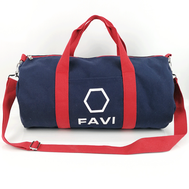 The Cheapest Price Unisex Canvas Sport Bag Men Woman Training Travel Fitness Gym Bags Durable Multifunction Handbag Outdoor Sporting Tote For Male Sports Bags