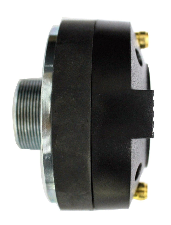 2400w 1.75 44mm titanium compression screw on speaker horn driver tweeter replace club disco stage dj speaker